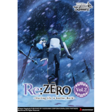 WS Booster Pack Re:ZERO -Starting Life in Another World Vol. 2