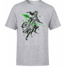Magic The Gathering - Nissa Character Art T-Shirt - Grey - S