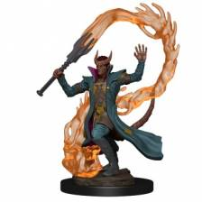 Tiefling Male Sorcerer (PACK OF 6) D&D Icons of the Realms Premium Figures
