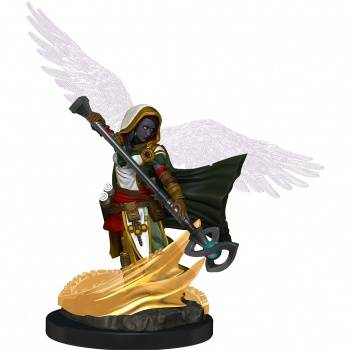 Aasimar Female Wizard (PACK OF 6) D&D Icons of the Realms Premium Figures