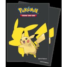 UP - Standard Deck Protectors - Pikachu 2019 (65 Sleeves)