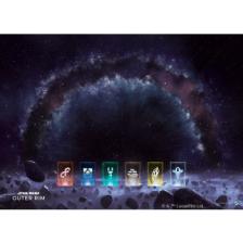 Star Wars Outer Rim Game Mat