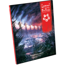 Legend of the Five Rings RPG - Shadowlands