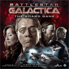 Battlestar Galactica - The Board Game Core Set