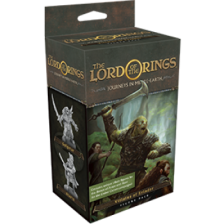 Villains of Eriador: The Lord of the Rings: Journeys in Middle-Earth Board Game Expansion