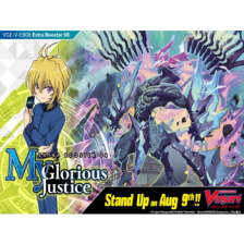 CFV My Glorious Justice Extra Booster