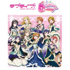 Wei? Schwarz - Booster Display: Love Live! Feat. School Idol Festival Vol.3?6th Anniversary? (16 Packs) - JP
