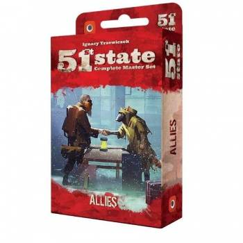 51st State: Master Set ? Allies