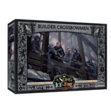 A Song Of Ice And Fire - Night's Watch Builder Crossbowmen