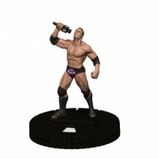 UNIT WWE HeroClix: The Rock Expansion Pack  W1