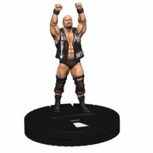 UNIT WWE HeroClix: Stone Cold Steve Austin Expansion Pack  W1