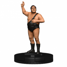 UNIT WWE HeroClix: Andre the Giant Expansion Pack  W1