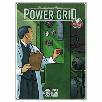 Power Grid Recharged (2nd Edition)