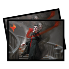 UP - Standard Sleeves Magic: The Gathering - Commander 2019 V1 (100 Sleeves)