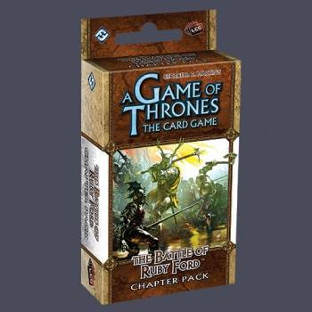 A Game of Thrones LCG: Battle of Ruby Ford- EN