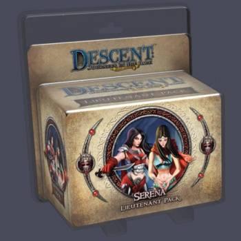 Descent 2nd Ed: Serena Lieutenant