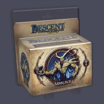 Descent 2nd Ed: Gargan Mirklace Lieutenant