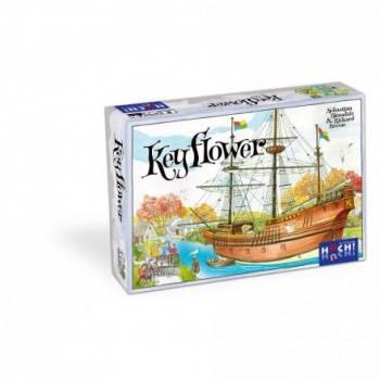 Keyflower - Core Set - DE/EN/FR/NL