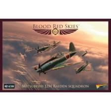Blood Red Skies - Mitsubishi J2M 'Raiden' squadron