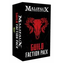 Malifaux 3rd Edition - Guild Faction Pack