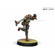 Infinity: Warcors, War Correspondents (Stun Pistol)