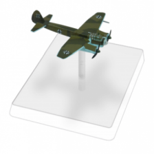 WW2 Wings of Glory ? Squadron Pack: Junkers Ju.88 A-1 (KG77)