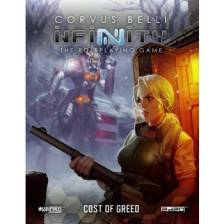 The Cost of Greed: Infinity RPG