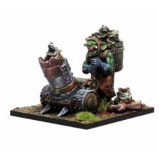 Vanguard - Goblin Support Pack: Mawpup Launcher