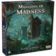 Path of the Serpent: Mansions of Madness 2nd Ed Exp.