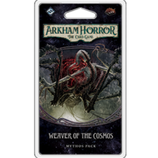 Arkham Horror LCG The Dream-Eaters Cycle: Weaver of the Cosmos Mythos Pack