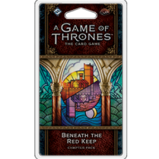 Beneath the Red Keep Chapter Pack: A Game of Thrones LCG 2nd Ed
