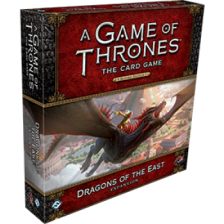 A Game of Thrones LCG 2nd Edition: Dragons of the East Deluxe Expansion