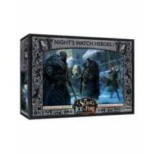 A Song Of Ice And Fire - Night's Watch Heroes Box 1