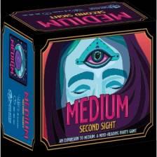 Medium: Second Sight