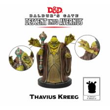 Thavius Kreeg: D&D Collector's Series Descent into Avernus Miniature