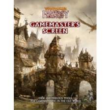 Warhammer Fantasy Roleplay Gamemasters Screen
