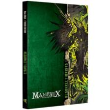 Malifaux 3rd Edition - Resurrectionist Faction Book