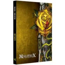 Malifaux 3rd Edition - Outcast Faction Book