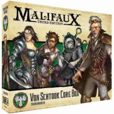 Malifaux 3rd Edition - Von Schtook Core Box