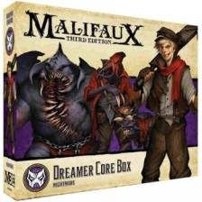 Malifaux 3rd Edition - Dreamer Core Box