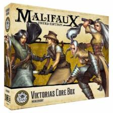 Malifaux 3rd Edition - Viktoria Core Box