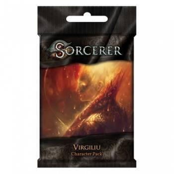 Sorcerer: Virgiliu Character Pack Display (10 Packs)