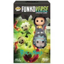 POP! Funkoverse - Rick and Morty - Expandalone