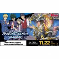 Cardfight!! Vanguard - Infinideity Cradle Booster Display (16 Packs)