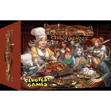Red Dragon Inn: Smorgasbox Expansion- EN