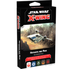 Star Wars X-Wing 2nd Edition Hotshots and Aces Reinforcements Pack