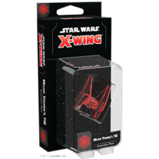 Star Wars X-Wing 2nd Edition Major Vonreg's TIE Expansion Pack