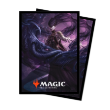 UP - Standard Sleeves Magic: The Gathering - Theros: Beyond Death V1 (100 Sleeves)