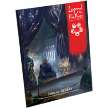 Legend of the Five Rings RPG - Sins of Regret