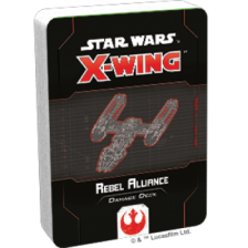 Star Wars X-Wing: Rebel Alliance Damage Deck
